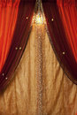 Curtain background Royalty Free Stock Photo