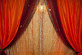 Curtain Background Royalty Free Stock Image