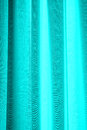 Curtain vivid colorful pelmets in backlight Royalty Free Stock Images