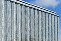 curtain wall of modern commercial building Royalty Free Stock Photo