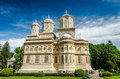 Curtea de Arges monastery, Romania. Royalty Free Stock Photo