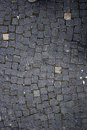 Curve block paving Stock Photo