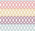 Curvy waves pattern Royalty Free Stock Photo