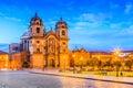 Cusco, Peru. Royalty Free Stock Photo