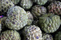 Custard apple (Fruta-do-conde) Royalty Free Stock Photos