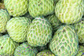 Custard apple stock image more Royalty Free Stock Photos