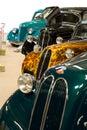Custom cars Royalty Free Stock Photo