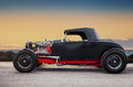 Custom Hot Rod Royalty Free Stock Photo