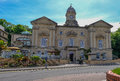 Custom House, historic building at Cardiff Bay Royalty Free Stock Photo
