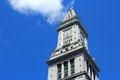 Custom House Tower Royalty Free Stock Photo
