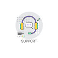Customer Consulting Support Service Icon