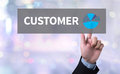 CUSTOMER (Customer Satisfaction Service Efficiency Loyalt