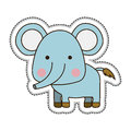 Cute Animal Icon Image