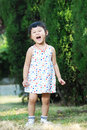 Cute asian children laughing Royalty Free Stock Photos
