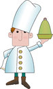 Cute chef Stock Photography