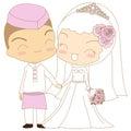 Cute Couple Islamic