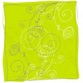 Cute doodle spring background Royalty Free Stock Photography