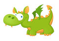 Cute Dragon Stock Image