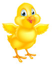 Cute Easter Chick Royalty Free Stock Photo