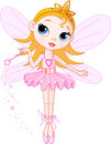Cute fairy Royalty Free Stock Photography