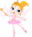 Cute fairy Royalty Free Stock Photos