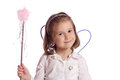 Cute little fairy wand Stock Photo