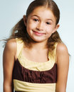 Cute mixed race girl Royalty Free Stock Photography
