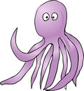 Cute octopus Stock Photo