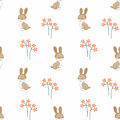 Cute rabbit pattern