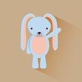 Cute rabitt bunny image