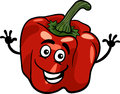 Cute Red Pepper Vegetable Cart...