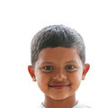 Cute, smart, happy and handsome indian boy(kid) Royalty Free Stock Images