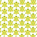 Cute turtle pattern background