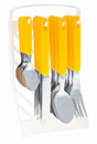 Cutlery set Royalty Free Stock Photos