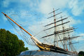 Cutty sark Stockfoto