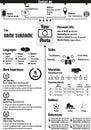CV curriculum vitae resume template