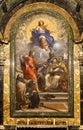 Cybo Chapel, Santa Maria Del P...