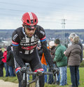 The Cyclist Laurens ten Dam - Paris-Nice 2016