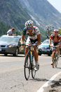 Cyclist Race: Tour of Utah, stage four Stock Image