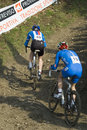 Cyclo Cross World Championship Stock Image
