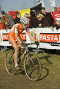 Cyclo-Cross World Championship Stock Photography