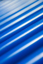 Cylinder conveyer close-up Royalty Free Stock Photo