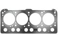 Cylinder head gasket Royalty Free Stock Photo