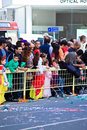 Cyprus carnival, full of colors and fun Royalty Free Stock Photos