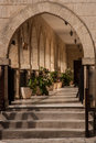 Cyprus Orthodox Monastery Stock Photography