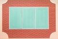 Cyraneczki drewniany okno Obraz Stock