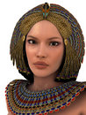 Czarina of Egypt Stock Photos