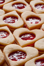 Czech christmas pastry Stock Image