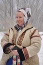 Czech female Royalty Free Stock Photo