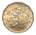 Coin Czech korun